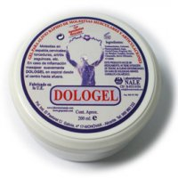 Dologel tarrina 200 ml