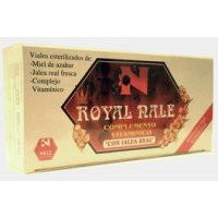 Royal Nale 20 ampollas
