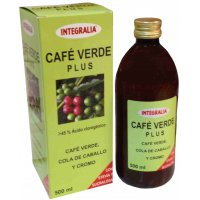 Café verde plus 500 ml