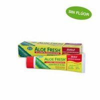 Dentífrico Aloe Fresh Smile 100 ml