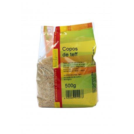 Copos de Teff 250 g Bio