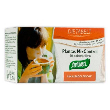 Plantas mix control infusiones