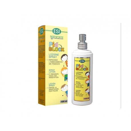 Aceite anti-piojos spray Pid Block 100 ml