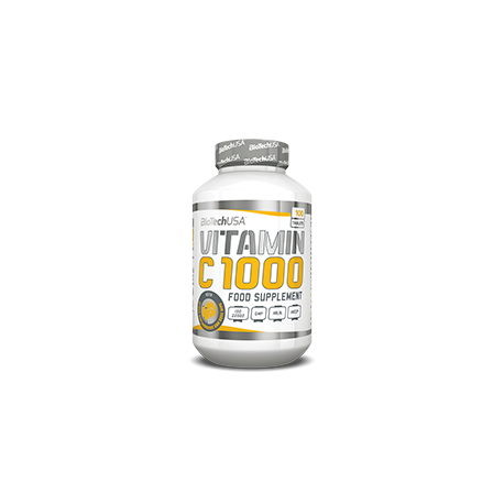 Vitamin C 1000 mg 100 tabletas