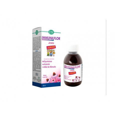Immuniflor jarabe junior 180 ml