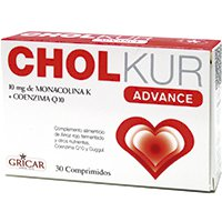 Cholkur Advance 30 comprimidos