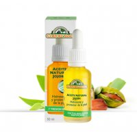 Aceite natural de jojoba 30 ml