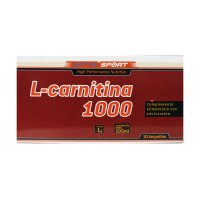L-carnitina 1000 mg Sotya
