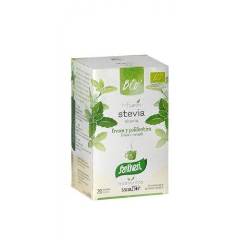 Stevia infusión Bio 20 bolsitas