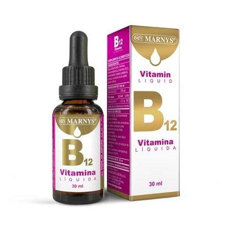 Vitamina B12 líquida 30 ml