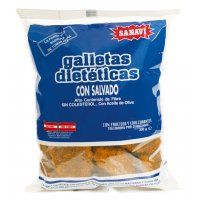 Galleta salvado 300 g