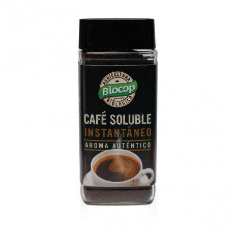 Café soluble instantáneo bio 100 g
