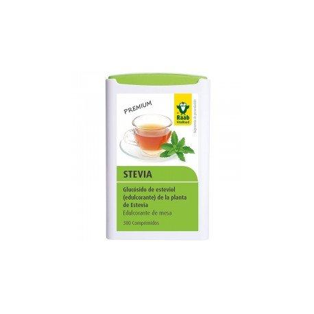 stevia comprimidos raab