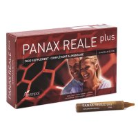 Panax Reale Plus 20 ampollas