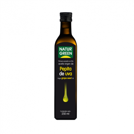 Aceite pepita de uva Bio 250 ml