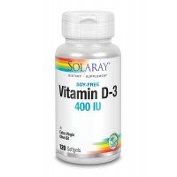 Vitamina D3 120cápsulas
