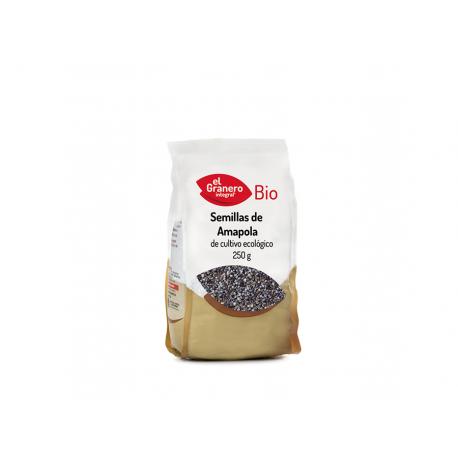 Semillas de amapola Bio 250 g