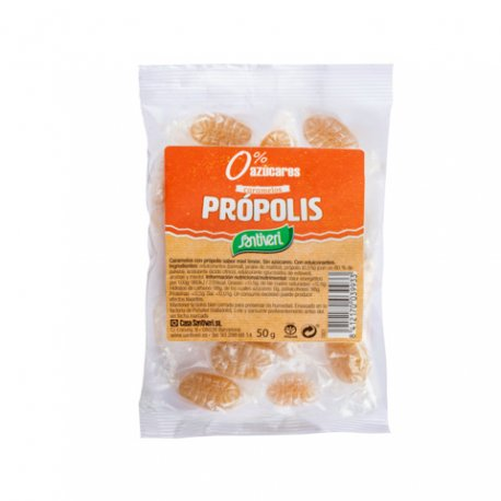 Caramelos própolis 50 g