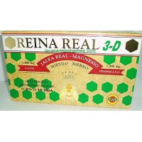 Reina Real 3-D Ampollas